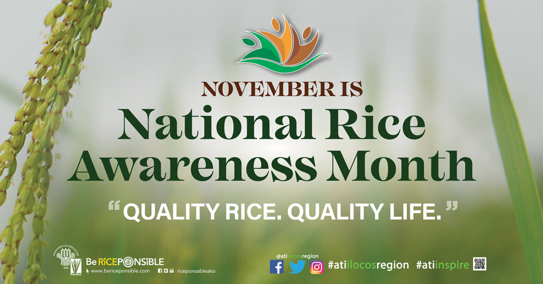 National Rice Awareness Month