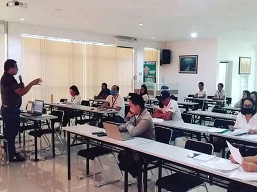 Ati Eyes Virtual Classroom As New Normal Ati In Caraga Region