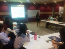 Training of Trainers (TOT) on EDS