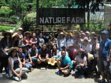 Teofely Nature Farm in Silang, Cavite