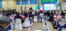 DA Secretary William D. Dar delivering his keynote during the 41st Anniversary of CVAARRD