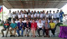 Regional Training Center 6 (ATI-RTC 6) together with the Municipal Agriculture Office of LGU-Dingle launched the Organic Vegetable Production cum Health and Wellness Project in Libo-o Elementary School (LES) last January 18, 2018 at Dingle, Iloilo.