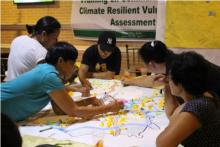 COMMUNITY WORKERS IN PASSI BRIEFED ON CLIMATE CHANGE IMPACT