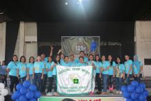 ATI-RTC IX group photo during the DA 121st Anniversary.