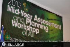 ATI holds 2013 mid-year assessment and planning workshop in Leyte