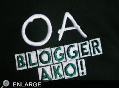 OA Blogger Din Ako!