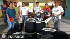 Distribution of Fishing Gears  and Paraphernalia