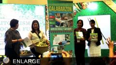 Regional Farm Tourism Travel Guide, launched during Madrid Fusion Manila
