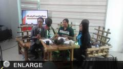 MAISkwelahan Pave Way for its First TeleRadyo Broadcast