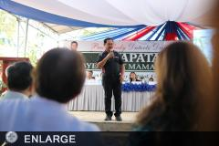 Biyaheng Bukid reaches Batangas province