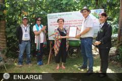 Flor's Garden Marks as 10th Learning Site for Organic Agriculture