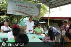 Training on Integrated Diversified Organic Farming Systems