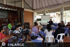 Caraga IS staff undergoes Beyond Design Training