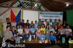 LS Cooperators as participants during the training