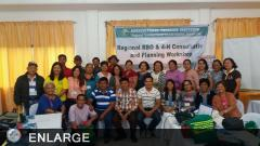 ATI conducts RBO and 4-H planning workshop in Caraga