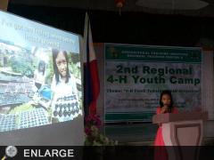Jaya: The Youngest 4-H'er Farmer