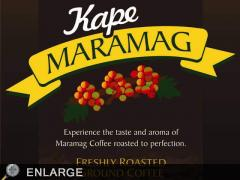 KAPE MARAMAG Wins National Best Coffee for Robusta