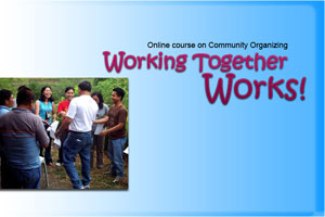 online course on community organizing