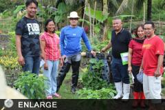 Local Clergy Celebrates Priesthood by Rewarding Ruralfolks with Best Edible Gardens