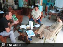 DILG representative briefed on TGP in Aklan setting