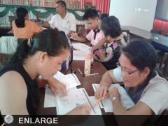 ATI7 briefs Tier 2 Program at Siquijor