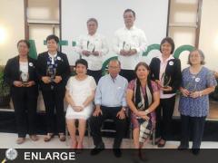 ATI 7 personnel receive loyalty awards during ATI@30