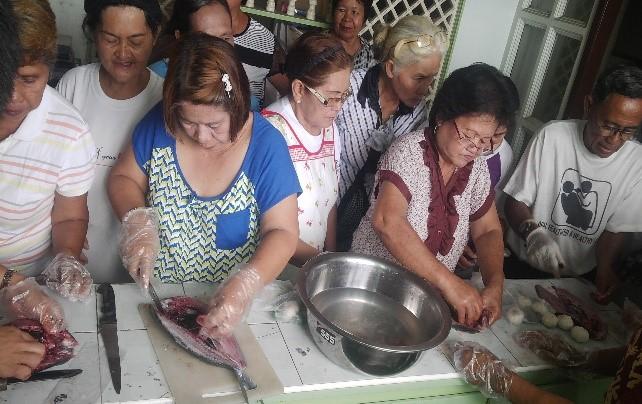 Training on Fish Processing for RBO | ATI in the Zamboanga