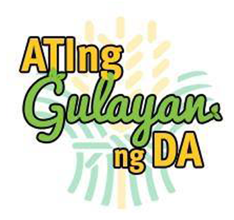 ATIng Gulayan ng DA logo