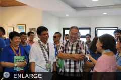 Key officials of ATI and the government convene to further establish farm schools in MiMaRoPa