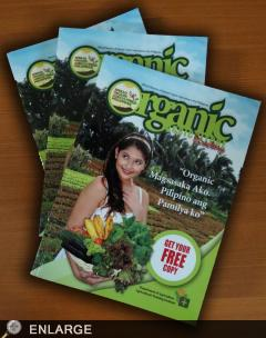 First Edition of Organic Agriculture Directory (photo courtesy of Joeven C. Calasagsag)