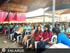 Empowered Barangay Agricultural Workers of CARAGA.