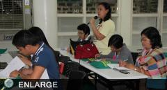 Participant discussed RBOs 2014 plans during the Nat`l Consultation and Networking (photo from Daniel U. Nilo)