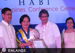 Arceo Tops PMDP's Middle Managers Class Batch 2; Garners Best Re-entry Project Award