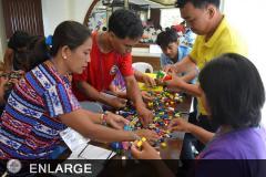 Graduates of FBS in Nueva Ecija and Nueva Vizcaya undergo training on Facilitating FBS