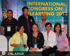 some of the e-Extension Coordinators who attended the Congress