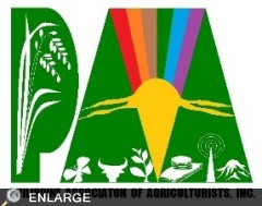Philippine Agriculturists Association, Inc. official logo